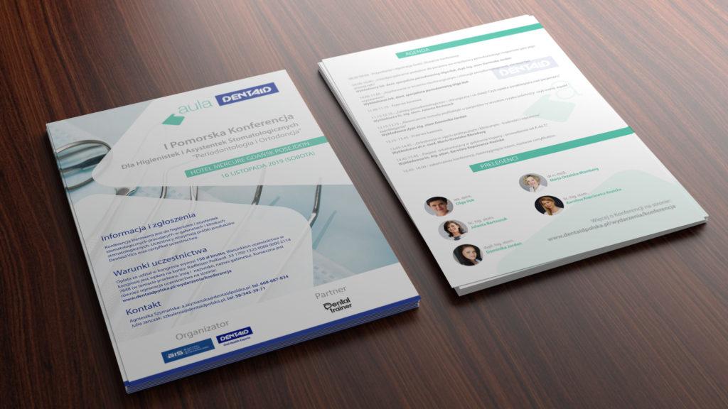 """I Pomorska Konferencja Dla Higienistek i Asystentek Stomatologicznych """"Periodontologia i Ortodoncja"""""""